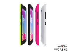 BLU Vivo 4.8 HD