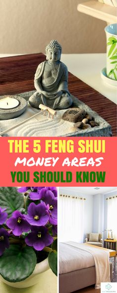 feng shui money areas