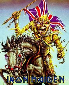 Eddie-Iron Maiden.....................
