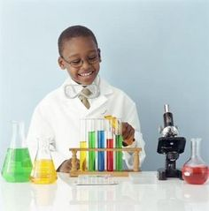 Children's Sunday School Science Experiments
