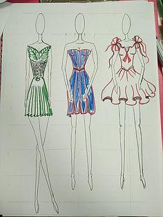 ออกแบบชุดสั้น