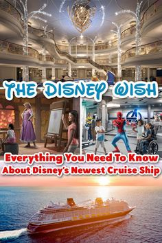 We love a Disney cruise anyway but are super excited about the Disney Wish. This cruise is going to be the most magical Disney cruise ship yet! Find out how Disney has gone above and beyond to take your cruise vacation to a whole new level! Cruise Vacation, Disney Vacations, Disney Trips, Walt Disney, Disney Travel, Cruise Prices, Disney Cruise Ships, Disney Wishes, World Cruise