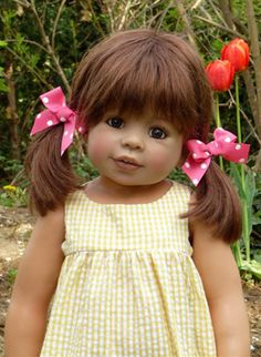 Old Lee Middleton Dolls | Masterpiece Dolls Aria Brunette Preorder Ships in August Special Price ...