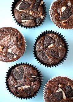 Muffins Oreos