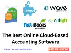 The Best Online Cloud-Based Accounting Software