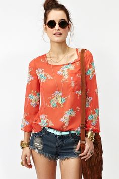 Fresh Cut Blouse