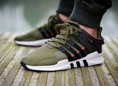 timeless design a733d 16665 Adidas EQT Support ADV Olive Cargo – dexter91000 Nmd Sneakers, Adidas  Sneaker