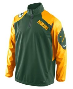 NIKE FLY RUSH HALF ZIP NFL PACKERS TRAINING TOP WAS  155 Steelers Jacket fc4389e10