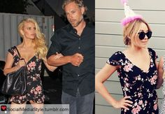 Jessica Simpson vs Lauren Conrad: Who Wore It Better? Buy their floral print romper, here!