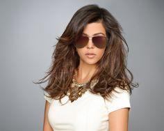 Kim, Kourtney and Khloe unveil luxury limited-edition Kardashian sunglasses gallery - Vogue Australia
