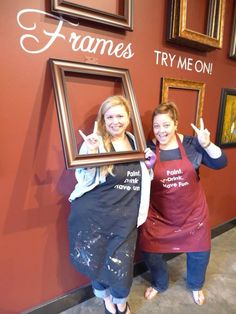 Fun times at Pinot's Palette