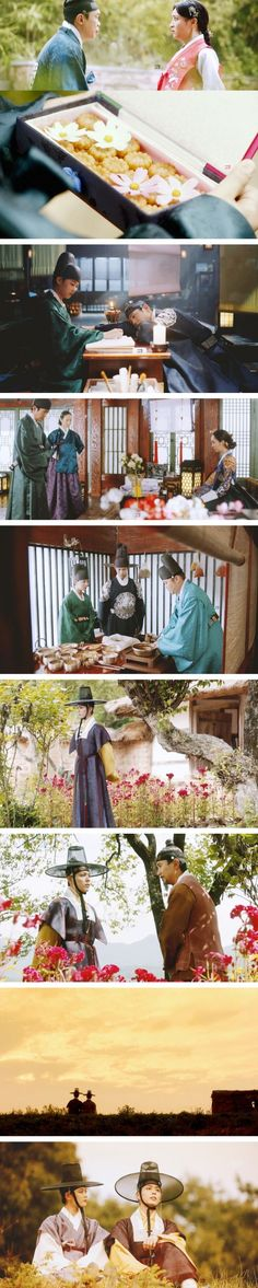 [Spoiler] Added episode 11 captures for the #kdrama 'Moonlight Drawn by Clouds'