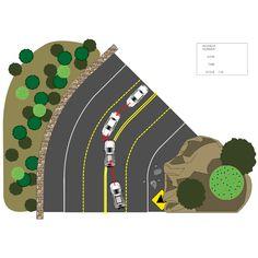 Accident Reconstruction Diagram Floor Plan Creator, Diagram, Templates, Stencils, Western Food