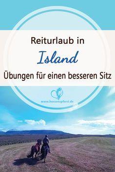 Reiturlaub in Island: Übungen für einen besseren Reitersitz, das Tal der Pferde und die Elfenburg