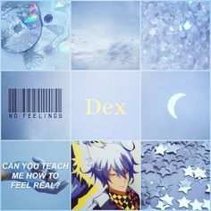 Dex 🐺 #dex #vocaloid #aesthetic