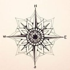 mandala compass - Google Search by lesa