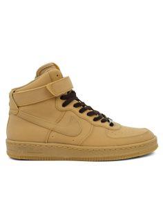 Nike Men's AF1 Downtown Hi Gum LW QS Sneakers   oki-ni