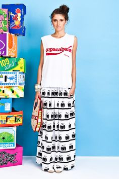 Last One, Coconuts, Muscle Tanks, Slogan, Print Patterns, Skirts, Inspiration, Collection, Fashion