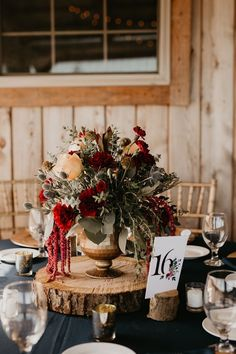 Stunning DIY centerpiece