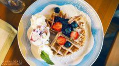 #MySideOfNaantali   La Vida Loca 2.0 Matkablogi   www.sarrrri.com Travel Blog, Waffles, Breakfast, Food, Life, Morning Coffee, Essen, Waffle, Meals