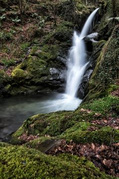 Dolgoch Waterfall 4 by CharmingPhotography.deviantart.com on @deviantART