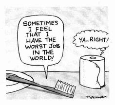Bathroom Humor ~ this made me smile
