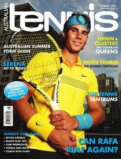#ClippedOnIssuu from Australian Tennis Magazine - January 2010