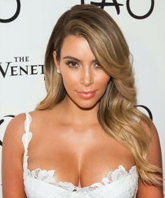 Cute Girl Hairstyles: Top 10 Kim Kardashian Inspired Hairstyles with Video Tutorial