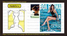ModelistA: MAIÔ NADADOR