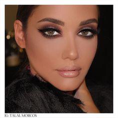 Showing some warmth  #talalmorcos #mua #makeup #2016 #workshop #jeddah #dubai #january #2017