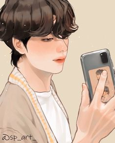 Taehyung Fanart, Vkook Fanart, Bts Taehyung, Jhope, Foto Bts, Bts Photo, Kpop Drawings, Blackpink And Bts, Bts Aesthetic Pictures