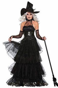 Black Witch Women's Costume