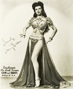 This is Sherry Britton. She was said to have had the perfect body in burlesque! Beautiful
