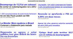 """Além d'Arena: Tributo aos idiotas do """"Fora Dilma""""! XXVII"""