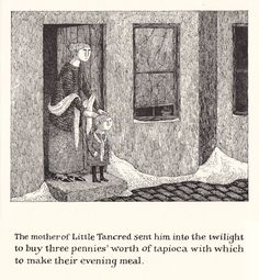 "The Green Beads: Edward Gorey and the ""Disturbed Person"", Brain Pickings -3"