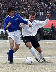 India Soccer Players .