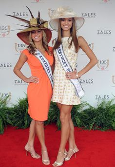 Miss KY USA and Teen at KY derby