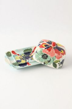 Other Anthropologie butter dish