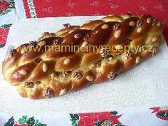 Vánočka - postup pletení........ http://www.mamincinyrecepty.cz/ostatni/postup-pleteni-vanocky