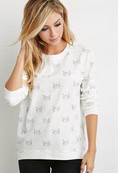 Whatever Graphic Sweatshirt | Forever 21 - 2000156463