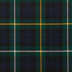 Campbell of Argyll Modern Lightweight Tartan by the meter – Tartan Shop