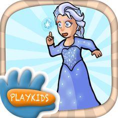 Playkids Princesas de hielo