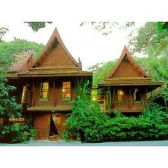 """an experience at the jim thomsons house in thai Its name and location within the jim thompson house attraction had us  the  experience was, if you will, """"silky smooth""""  nobody knows what happened to  jim thompson, the former spy who revolutionised thailand's silk."""