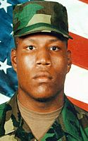 Army Sgt. 1st Class Clarence D. McSwain  Died June 8, 2006 Serving During Operation Iraqi Freedom  31, of Meridian, Miss.; assigned to the 2nd Battalion, 502nd Infantry Regiment, 2nd Brigade Combat Team, 101st Airborne Division (Air Assault), Fort Campbell, Ky.; died June 8 of injuries sustained when an improvised explosive device detonated near his convoy vehicle during combat operations in Baghdad.