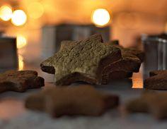Kakaowe kruche ciasteczka z imbirem