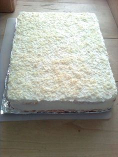 Rafaello na biszkopcie: Rafaello palce lizać. Baking Tips, Baking Recipes, Cake Recipes, First Communion Cakes, White Cakes, Polish Recipes, Food Cakes, Something Sweet, Cupcake Cookies