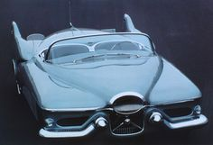 Coffee and a Concept - The 1951 LeSabre