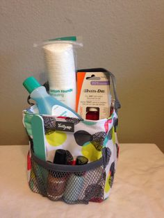 Great gift! Everything to do your nails in the Thirty One Littles Carry All Caddy!