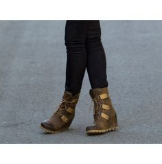 Women's Joan of Arctic Wedge - Footwear
