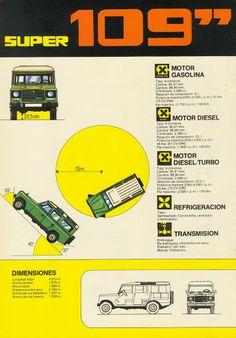 Land Rover Santana 109 Super #landrover #santana #santanatrophy